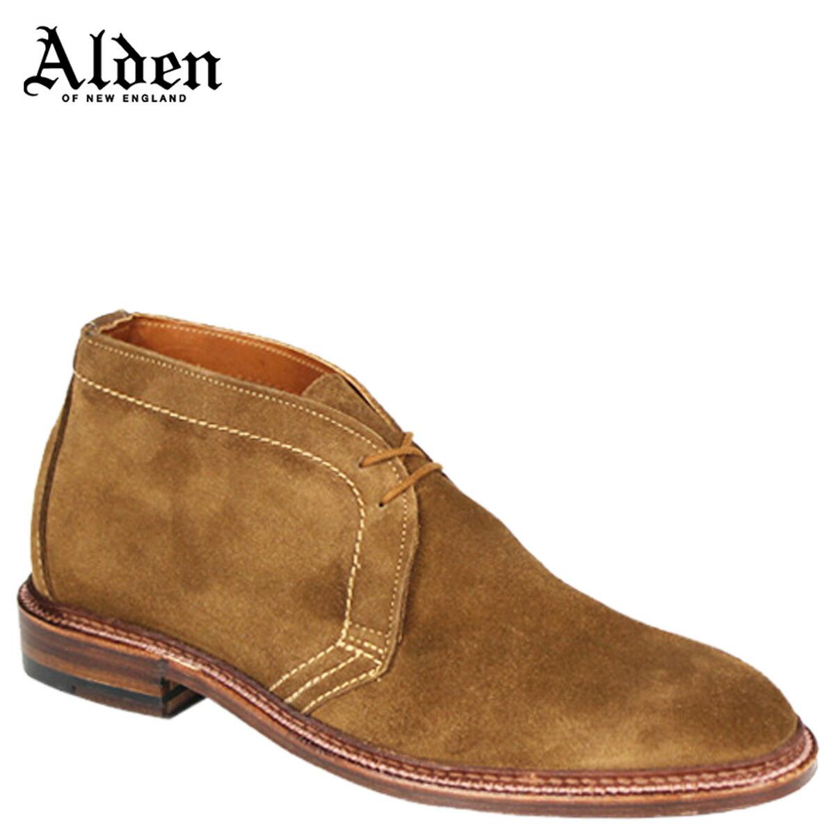 Sneak Online Shop Alden Alden Unlined Chukka Boot Unlined