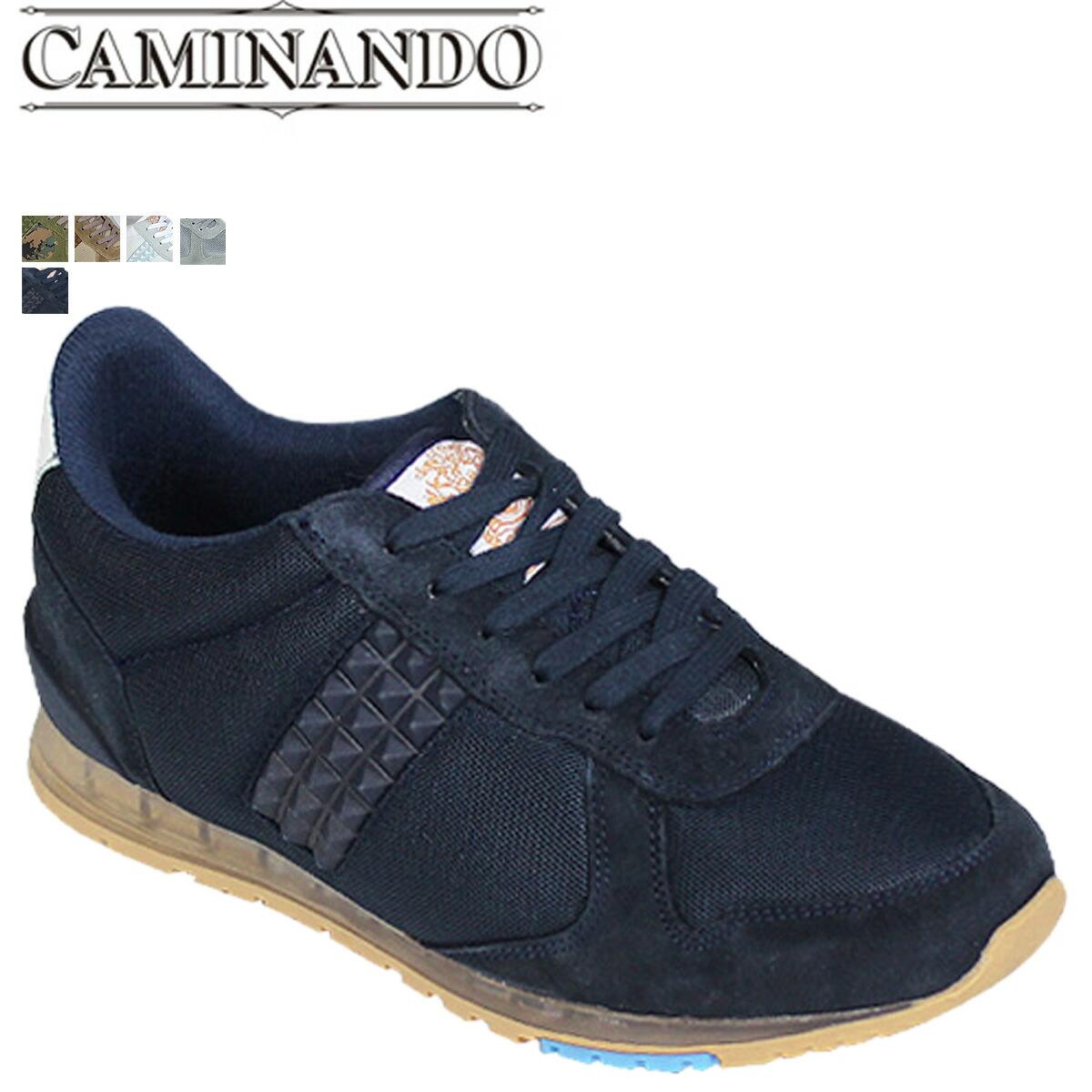 f411bcf96910 SneaK Online Shop  Point 2 x caminando CAMINANDO studded trainer ...