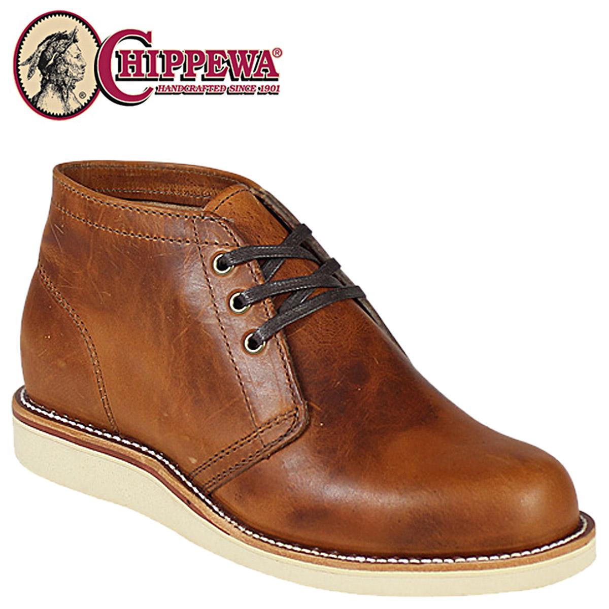 SneaK Online Shop  Chippewa CHIPPEWA 5 inch plain to chukka boots 5 ... fe262e25e580