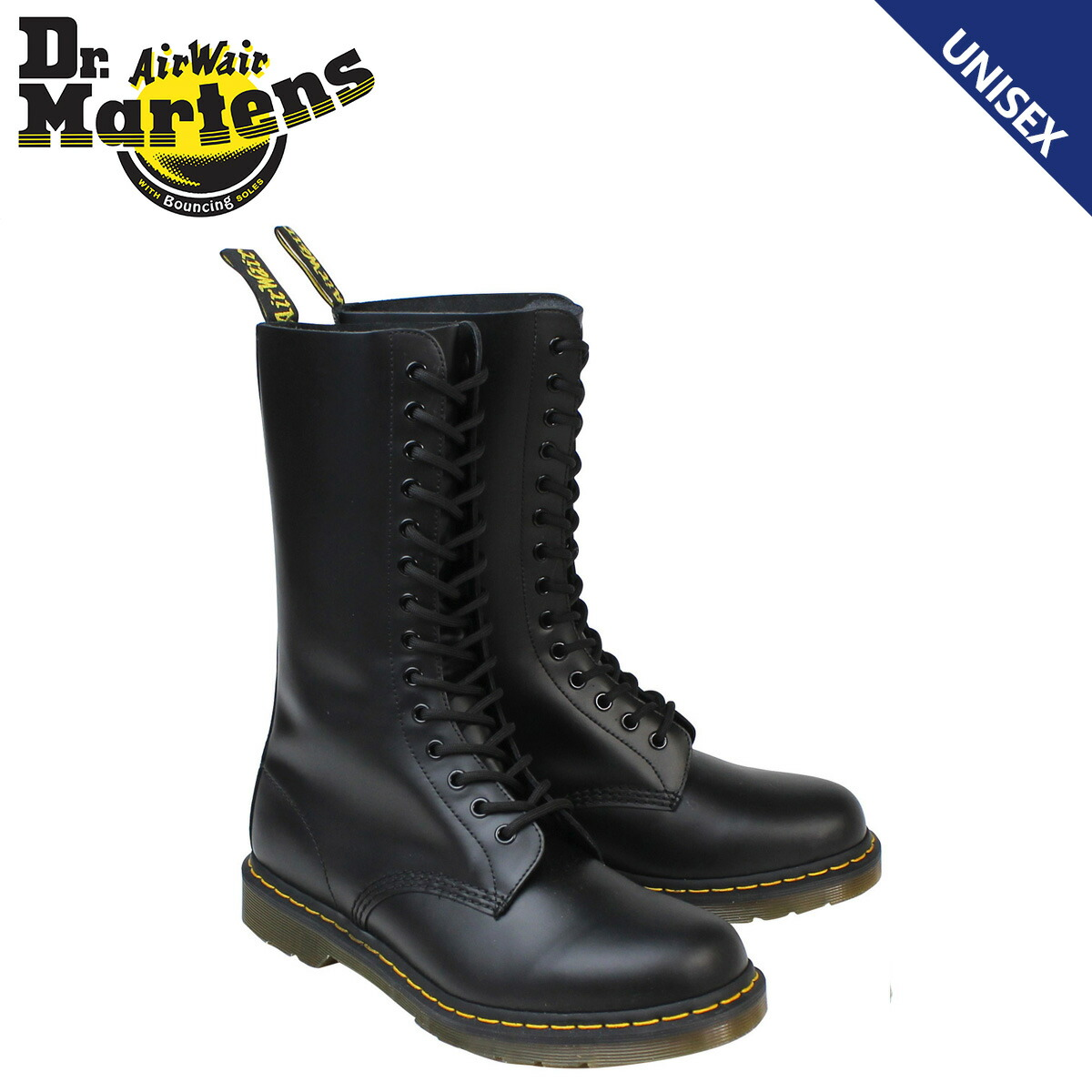 purchase cheap 578a5 2528c 1914 doctor Martin Dr.Martens 14 hall men boots 14EYE BOOT R11855001