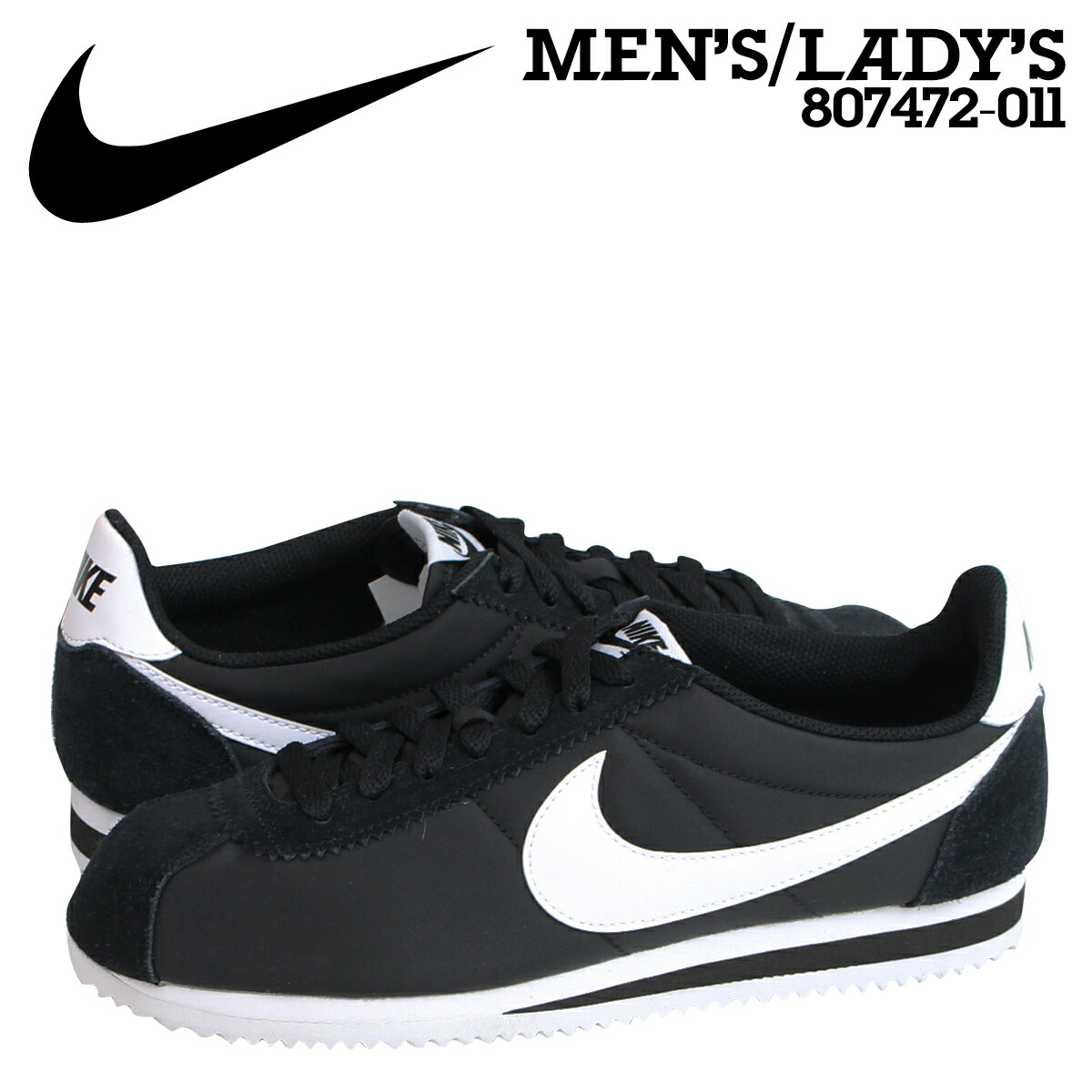 cortez nike shoe black men