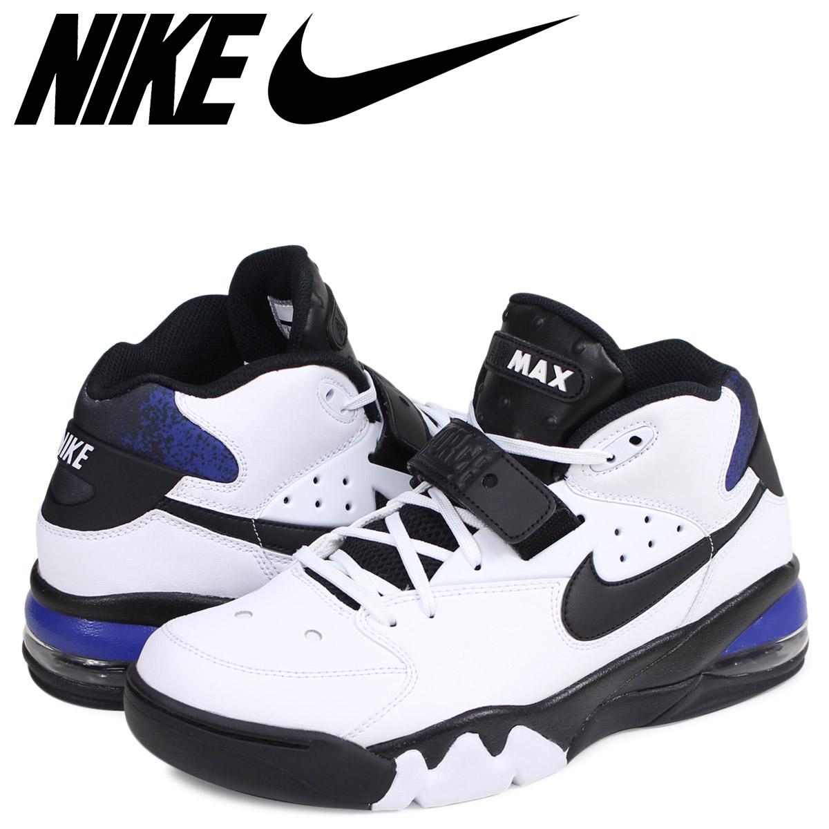 Nike NIKE air force max sneakers AIR FORCE MAX 93 CHARLES BARKLEY AH5534 100 men white