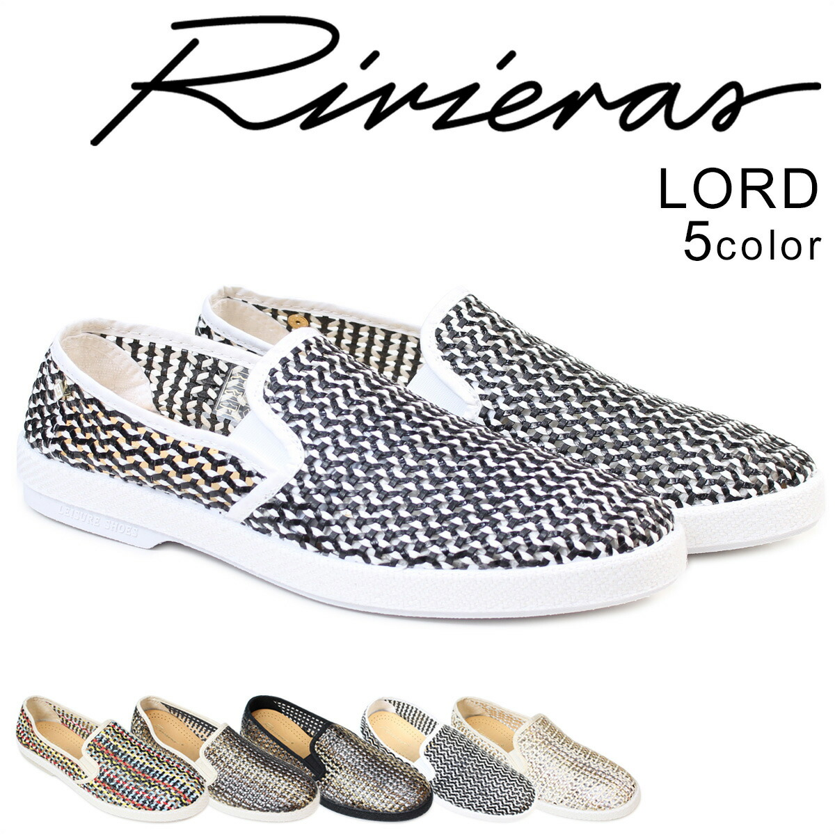 Sneak Online Shop Riviera Rivieras Mens Slip On Lord Shoes Loaded D Island Moccasine Lacoste Suede Black And