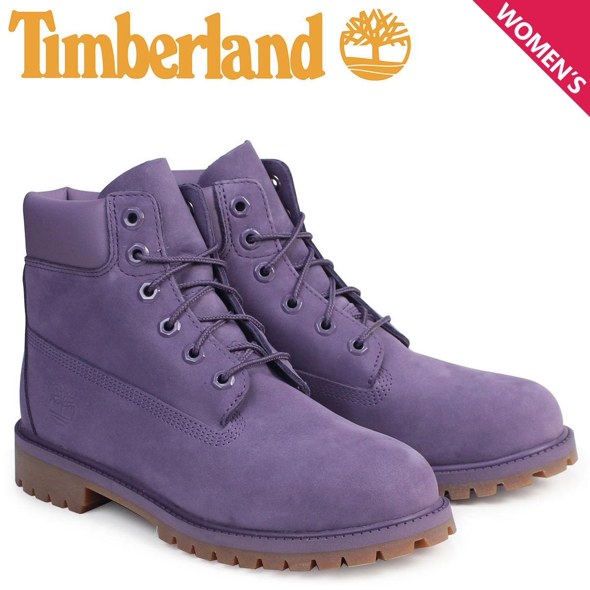 timberland violet