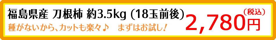刀根柿3.5