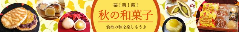 和菓子・秋・栗・南瓜・くり・かぼちゃ・最中・どら焼き・焼き菓子・秋の味覚・ギフト・贈り物・スイーツ・引菓子