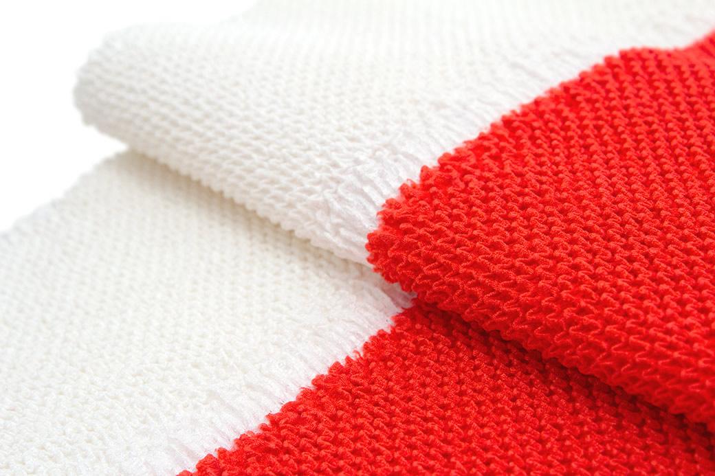 フォーマルなスタイルにおすすめな正絹の帯揚げ
