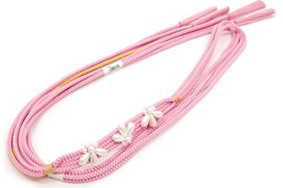 成人式帯締め振袖帯締め振袖用帯締めピンク全体