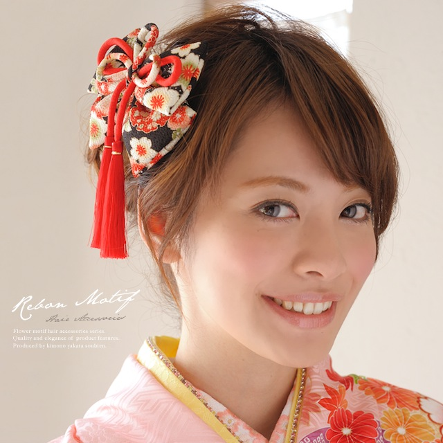 卒業式の袴や成人式の振袖におすすめな髪飾り