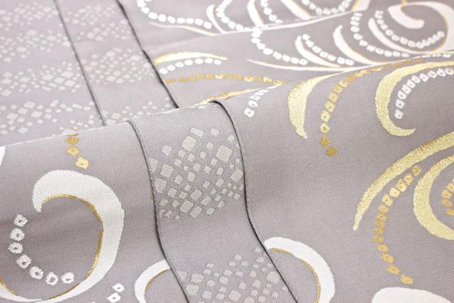 京都西陣織のカジュアル袋帯