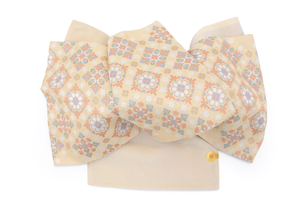 京都西陣織のフォーマル向け高級袋帯