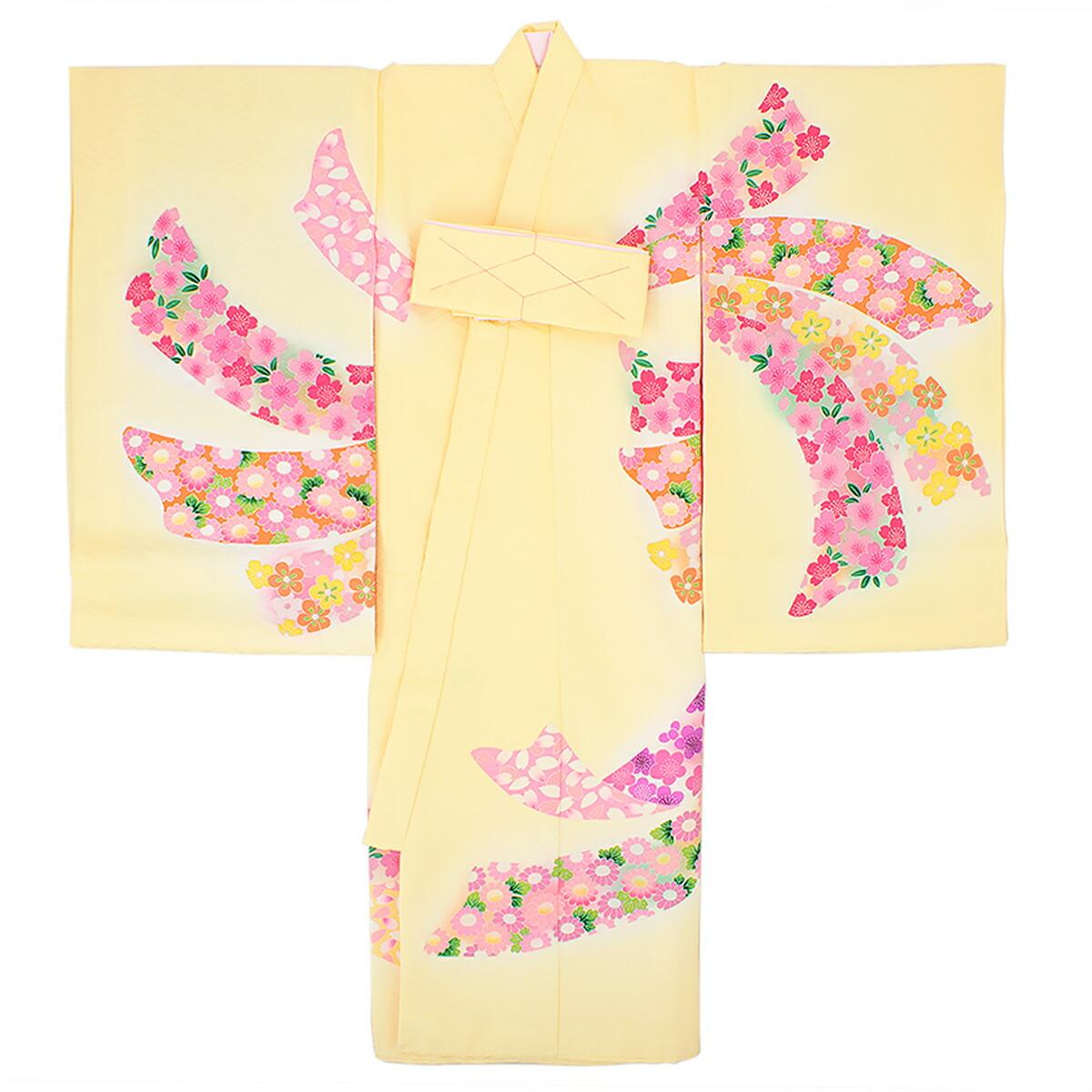 女の子のお祝いにおすすめな正絹の高級初着(産着)