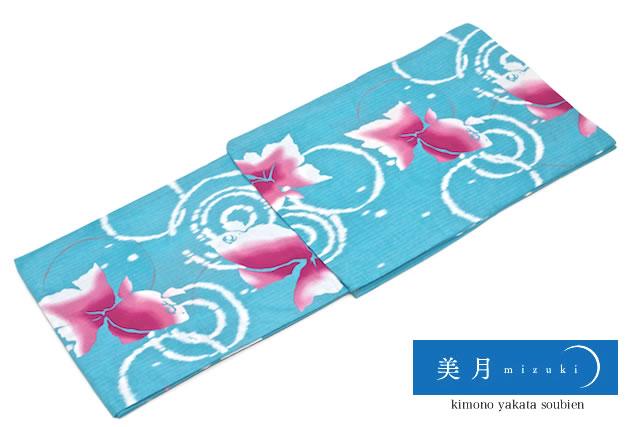 人気ブランド美月「mizuki」のレディース浴衣