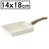 グリーンパン ウッドビー エッグパン 14x18cm