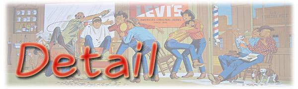 リーバイス 505 【Levi's】ストレートフィットジーンズ Color : Rigid ( 0217 ) デニム パンツ / ジーパン / リジッド levis 505 Straight Fit デニムパンツ levi's / Levi's / LEVI'S