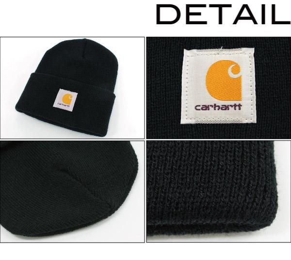 カーハート CARHARTT ニットキャップ ワッチキャップ ニット帽 メンズ レディース ユニセックス