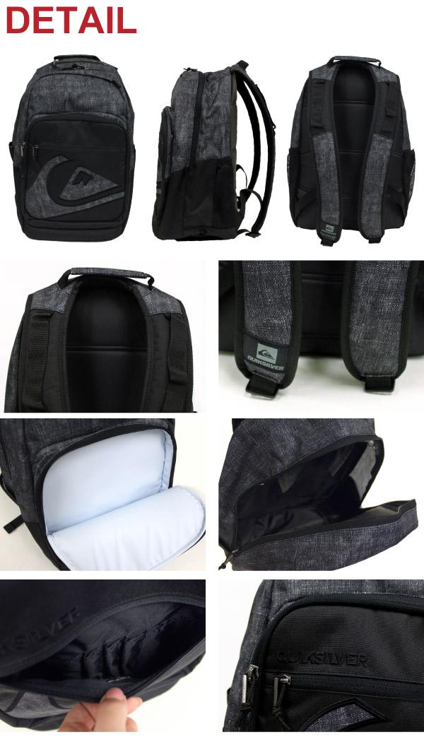 Рюкзак quiksilver schoolie дорожный детский рюкзак