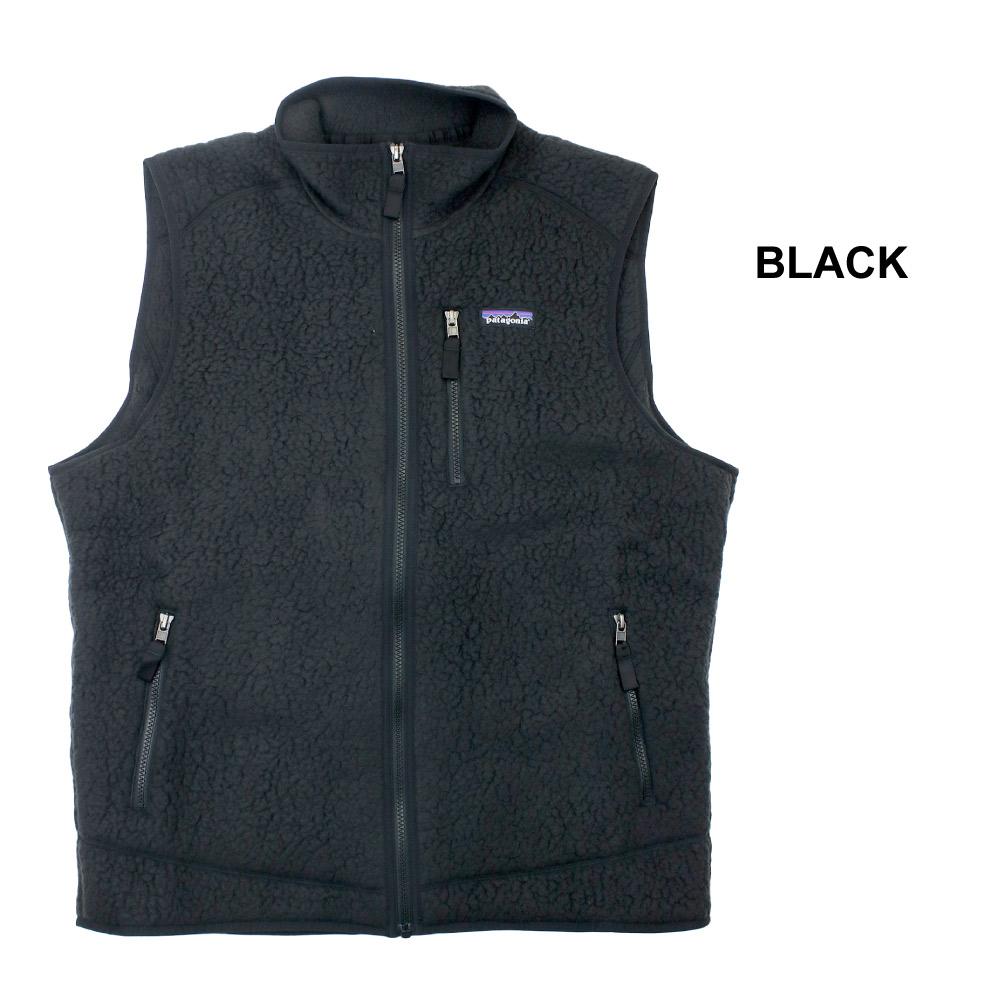 パタゴニア Patagonia メンズ レトロ パイル フリース ベスト Men's Retro Pile Fleece Vest