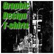 グラフィックデザインTシャツ(Tシャツふぁくとりー楽天市場店)