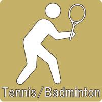 テニス、バドミントンユニフォーム作成、スカッシュユニフォーム作成