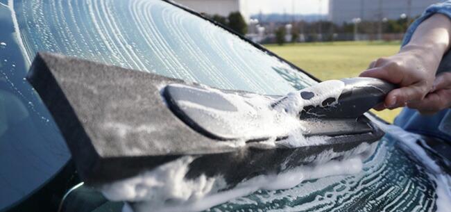 【驚異の長さ】大型車対応の洗車スポンジ