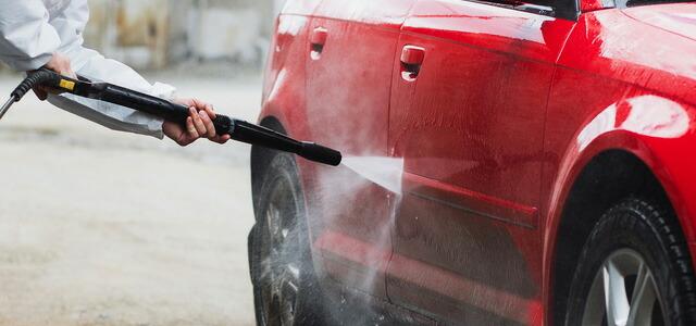 台風通過後の車の塩害対策について