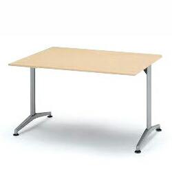 テーブル DEシリーズ/120×75cm(T字脚)【自社便/開梱・設置付】