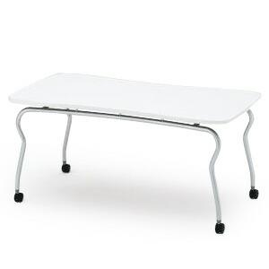 SINTA(シンタ)テーブル/ホワイト【自社便/開梱・設置付】