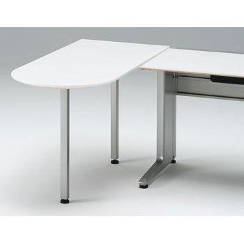 (インクルード) サイドミーティングテーブル【自社便/開梱・設置付】