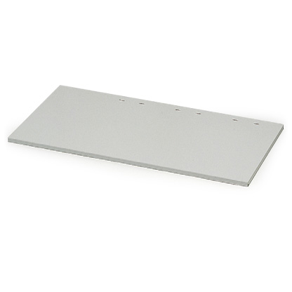 (シンラインキャビネット) 追加棚板 W800×D400mmタイプ用【自社便/玄関渡し】
