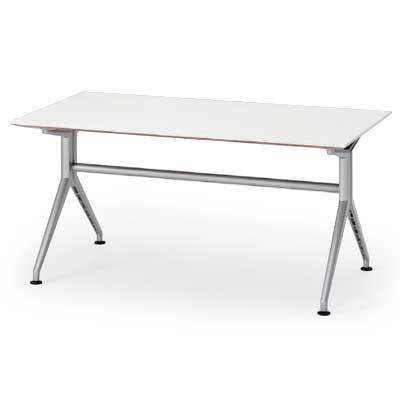 会議テーブルDDシリーズ(180°脚・角型)W150【自社便/開梱・設置付】