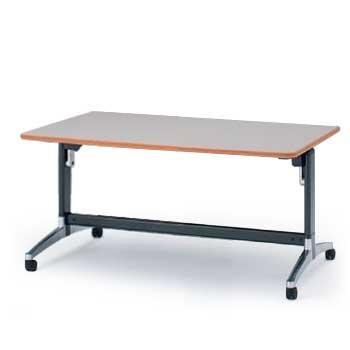 テーブル/DBシリーズ 180°脚/角型天板折りたたみタイプ W160×D80【自社便/開梱・設置付】