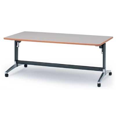 テーブル/DBシリーズ 180°脚/角型天板折りたたみタイプ W180×D90【自社便/開梱・設置付】