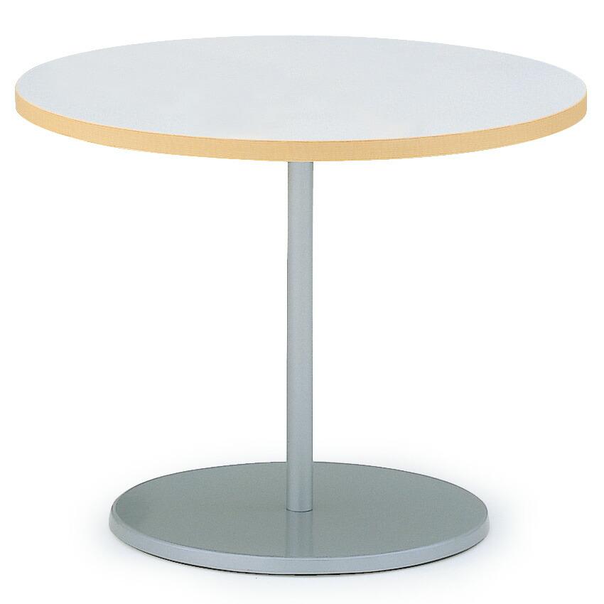 テーブル/RSシリーズ 円テーブル(円盤脚) φ90×H70【自社便/開梱・設置付】