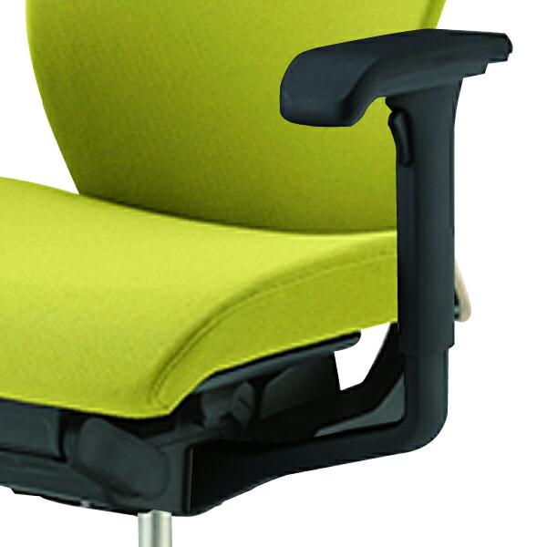 coser(コセールチェア)専用オプション/ アジャスタブル肘(ADJ肘)/左右セット【自社便/開梱・設置付】