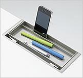 インステート/L型テーブル スタンダード脚 特徴