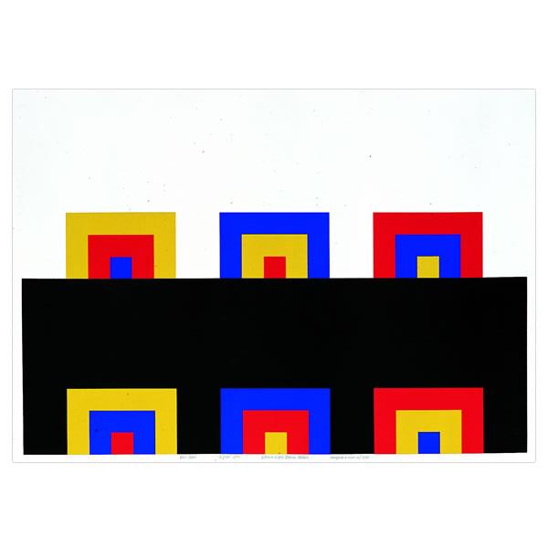 ポスター Le Porte (70×50cm)