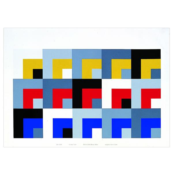 ポスター Le Stanze (70×50cm)