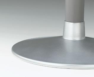 特徴 円盤脚