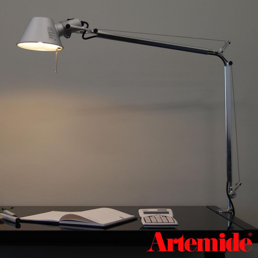 Artemide Tolomeo morsetto(アルテミデ トロメオ)デスクライト クランプ式