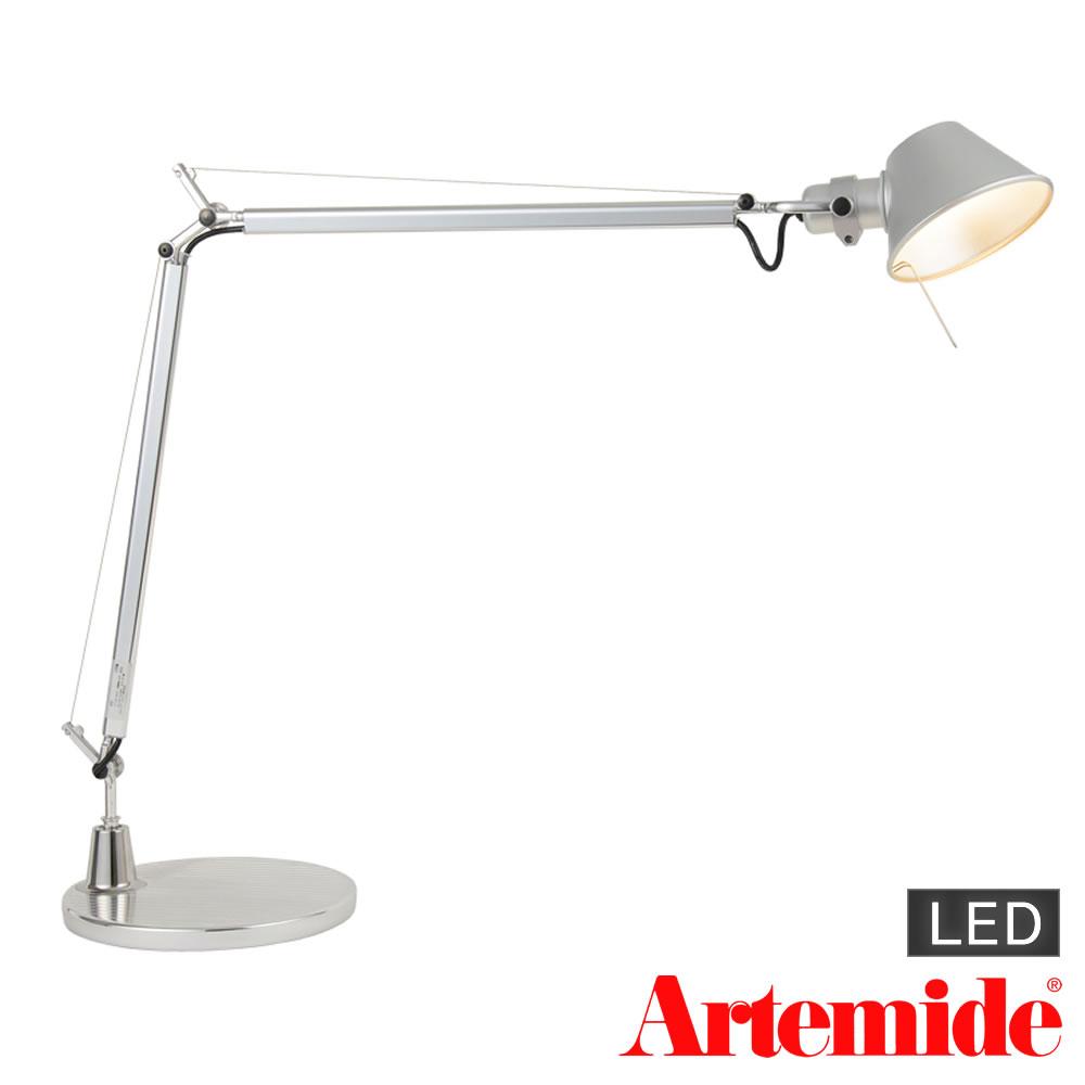 Artemide Tolomeo tavolo midi(アルテミデ トロメオ)デスクライト スタンド式(LEDタイプ)