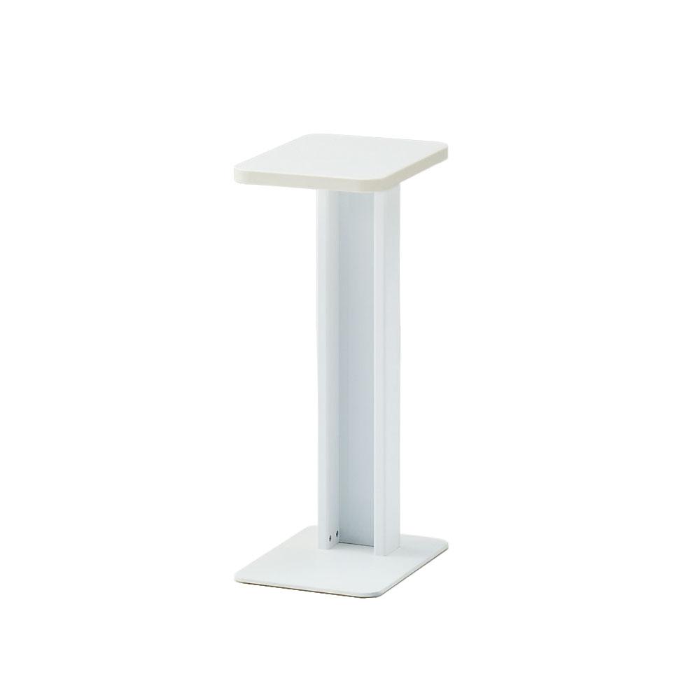 ロビー家具 LFシリーズ/サイドテーブル ホワイト 【自社便/開梱・設置付】