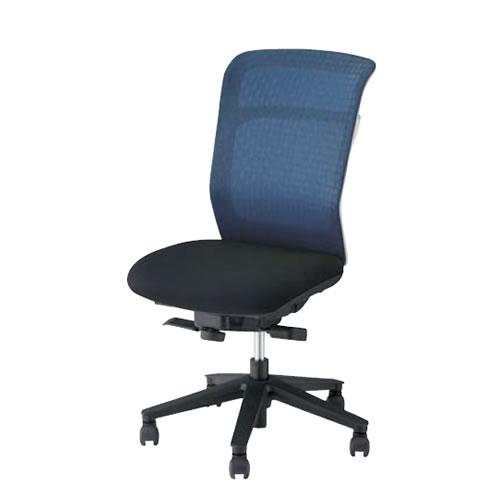 ナイキ パウザ Pausa オフィスチェア PAE型 事務用チェアー ミドルバック 肘なし 引手