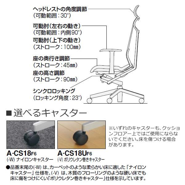 コクヨ アガタ AGATA オフィスチェア