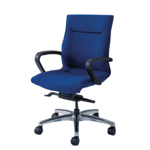 オカムラ CE エグゼクティブチェア 社長椅子 役員椅子 ローバック 幕板なし 固定肘