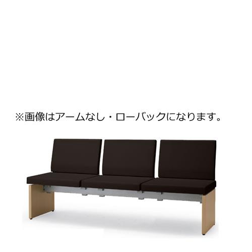 ロビーチェア 病院 長椅子 いす イス 成型合板タイプ パドレ コクヨ サイズ