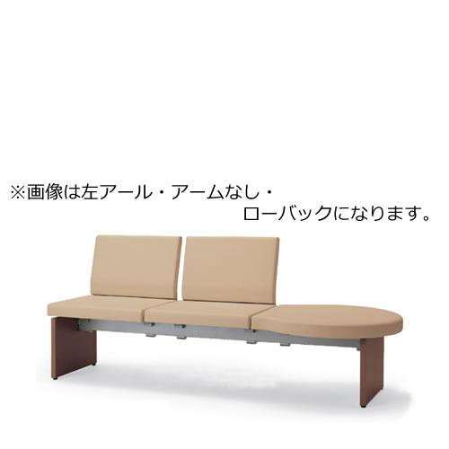 ロビーチェア 病院 長椅子 いす イス 成型合板タイプ パドレ コクヨ