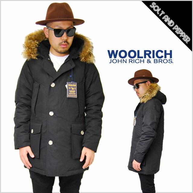 Woolrich Mens Parka