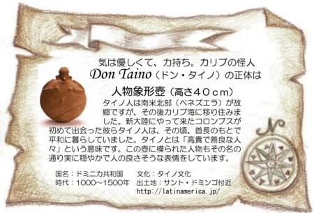 ドン・タイノの正体