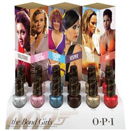 (OPI) Bond Girls